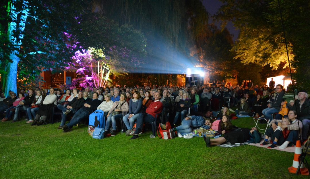 Picknick Open Air Kino © Ulf Marek
