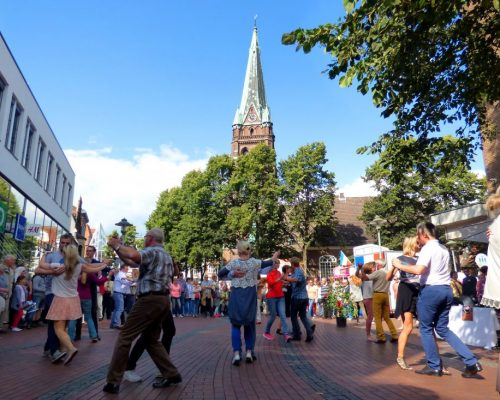 Shopping Sonntag_Alter Markt_Elmshorn tanzt_3. September 2017_Ulf Marek
