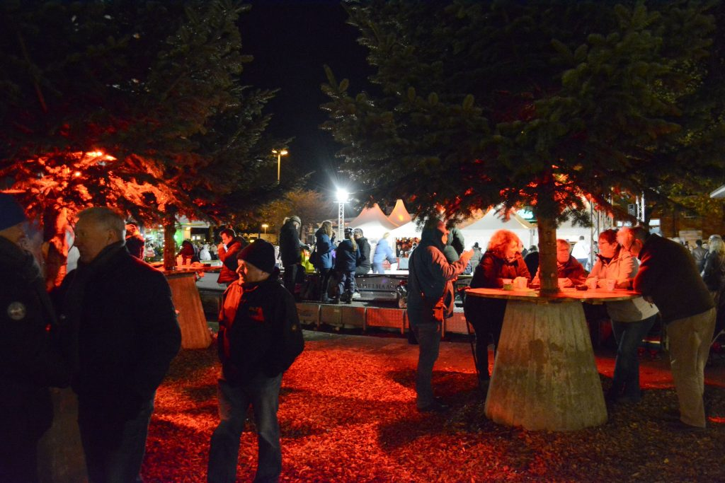 Weihnachtsmarkt Elmshorn.Stadtmarketing Elmshorn Events