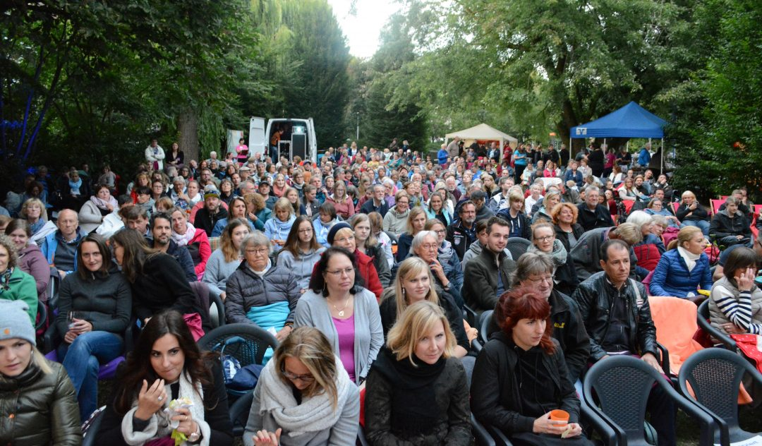 Picknick Open Air Kino 2018; Stadtmarketing Elmshorn; © Ulf Marek