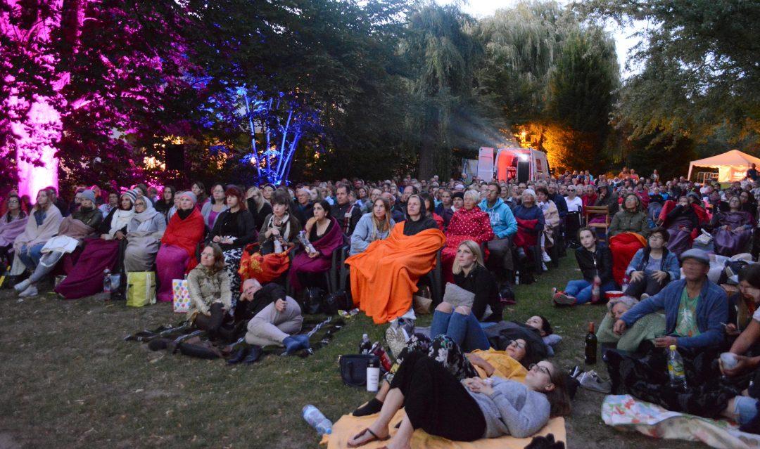 Picknick Open Air Kino 2018; Stadtmarketing Elmshorn; © Ulf Marek